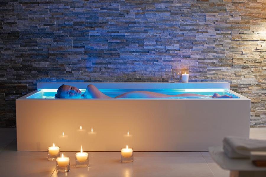 Badausstellung Mindelheim bad wellness erholung mit kleiner in ihrem bad