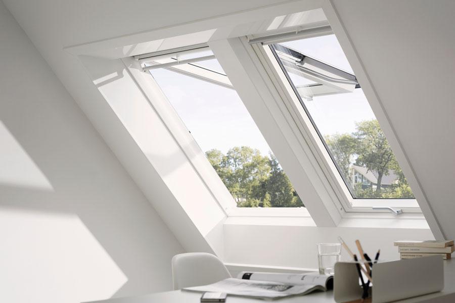Kleiner dachfenster von unserem partner velux - Velux dachfenster einstellen ...